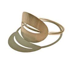 "Silver Bracelet "" KISS "" Collection - Carla Amaro"