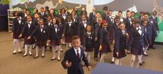 #Ellen loves this Adorable School Choir Will Definitely Make You 'Happy' | The Good News - Yahoo Shine