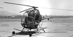 Hughes TH-55A Osage