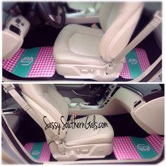 Car Accessories | Personalized Car Mats | Cute Car Accessories ...