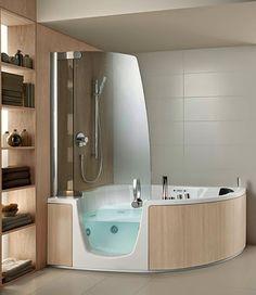 pierre u0026 galet walkin bath shower