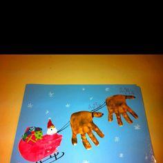 Preschool Crafts Pics Christmas | Preschool Christmas Craft by Susan Nelson | Christmas Ideas