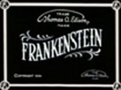 Frankenstein (1910)- YouTube: Frankenstein is a 1910 film made by Edison Studios that was written and directed by J. Searle Dawley. It was the first motion picture adaptation of Mary Shelley's Frankenstein. Shot in three days, it was filmed at the Edison Studios in the Bronx, New York City. Although some sources credit Thomas Edison as the producer, he in fact played no direct part in the activities of the motion picture company that bore his name.