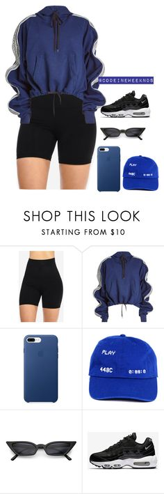 """""""Apr/1/18"""" by codeineweeknds ❤ liked on Polyvore featuring Y/Project and NIKE"""