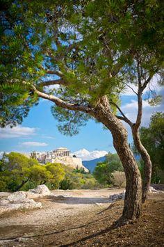 Filopappou Hill - Athens, Greece