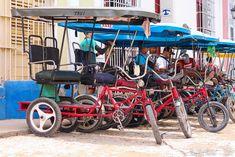 Bicitaxi, Trinidad  Mon article sur Trinidad -> https://sauts-de-puce.fr/voyage/carnets/955-saut-dans-le-temps-a-trinidad/   #Voyage #Journey #Voyagephoto #Ambiance #travel #travelphotography #discovertheworld #discover #phototravel #travelphotography #travelovers #beautifulWorld #Cuba #DiscoverCuba #Trinidad #streephotos #rues #cityandcolour #citylandscape #biciTaxi