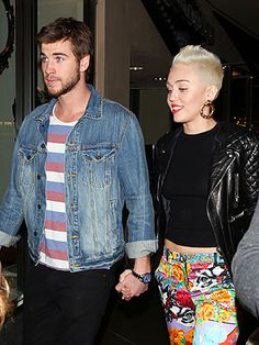 Miley Cyrus & Liam Hemsworth: Back together or not?