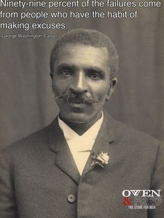 George Washington Carver American scientist, botanist, educator, and inventor. He is credited with the invention of peanut butter. However, Carver did not patent peanut butter as he believed food products were all gifts from God. George Washington Carver, African American Inventors, Famous Black, Black History Month, African American History, History Facts, My Black Is Beautiful, Black People, African Americans