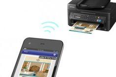 Hvor er det bare nemt at printe fra en trådløs printer. Her er en super god og billig trådløs printer.
