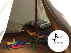 Kiwi Teacher: Pipi Whanau (Infant and Toddler classroom)