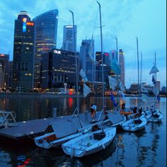 One of my favorite places in Singapore - Marina Bay