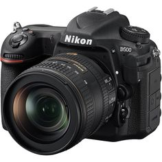 Review of DSLR and Nikon D 500