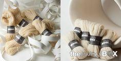 Filati in lana a 2,50€ al gomitolo