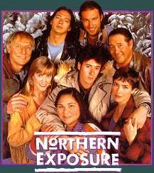 Northern Exposure — A favorite TV series, wonderful mix of characters.  It really reminds me of my time in Alaska.