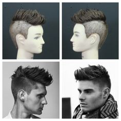 Men's Haircut Tutorial - 2014 Hottest Trend
