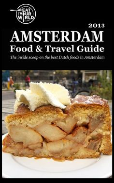 Eat Your World's Amsterdam Food & Travel Guide  ($6.04)