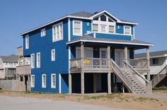 Kitty Hawk Vacation Rental: Hooper II 257 |  Outer Banks Rentals