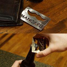 Mancard...then I could revoke Chase's mancard!
