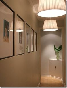1000 images about casa pasillo on pinterest corridor - Decoracion para pasillos ...