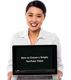 ~ How To Make A YouTube Video Easily - Aha!NOW Self-development blog ~   #problogging #bloggingresource #blogs #Bloggers #YouTube #Vidoes #business #productivity #blogging_help #blogger_tips
