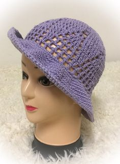 little girl's hat by SarahValleyShop on Etsy