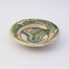Sgraffito in 3D - Collection - Dish F 8472