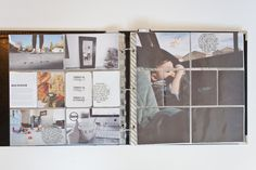 Pages by Rachel DelGrosso featuring the Midnight Edition.