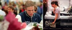 'It Happened Right In Front of Me': A Photographer Captures Grief at Newtown and Columbine