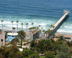 Beaches Along San Diego's 70 miles