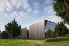 Pour son dernier projet «MIMA Light» le studio d'architecture et de design MIMA Housing, a réalisé un module d'habitation complémentaire, modulable qui p