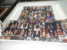 Camiseta/collage, Santiago Artunduaga, 10º Grado, Paulo Freire Centro Educativo. Photo Wall, Polaroid Film, Frame, Decor, Paulo Freire, Saint James, Centre, Picture Frame, Photograph