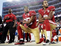 White America, It's Time to Take a Knee