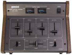 Rainbow Gif, Dj Gear, Audio, Dj Booth, Dj Equipment, Mixers, Gemini, Instruments, Classic