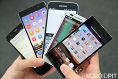 Super AMOLED vs LCD vs Retina display: what's the difference? #tech