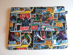 Laptop sleeve, MacBook pro case, MacBook air cover for 13 inch-- Star Wars