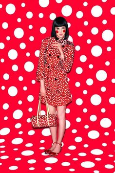 Yayoi Kusama x Louis Vuitton, the Complete Collection