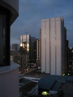 Beautiful East African City - Nairobi, Kenya - Africa