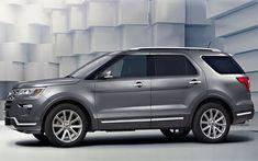 Российские продажи обновленного Ford Explorer