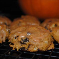 Pumpkin Raisin Cookies Photos - Allrecipes.com