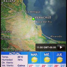 Buenos días a todos feliz #martes 5 de #febrero hoy #festejamos en #Mexico un año más de la@#promulgación de la #constitución y para este día en la #zona #conurbada tenemos una #temperatura de 24•C Conoce más de Veracruz en http://www.turismoenveracruz.mx #Veracruz #BocaDelRío #weather #clima #turismo #viajes #trip #travel #sol #calor #carnaval