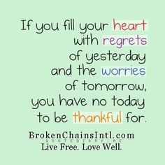 Father, help me to be fully present today!#LiveFreeLoveWell  BrokenChainsIntl.com