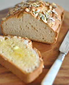 Low FODMAP Recipe and Gluten Free Recipe - Gluten Free Buckwheat Bread