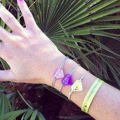 Qui veut un bracelet ? Pour en gagner c'est sur ma page Facebook que ça s'passe et c'est jusqu'à samedi soir