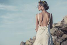 Robe de mariée Laure de Sagazan 2014 - Modèle Beaumarchais