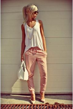 "Slouchy Pant $42.50 LOVE THESE!! et 5% off with coupon code ""kwargo"" at checkout!!"