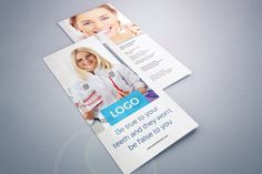 Check out Dental Tri-Fold Brochure by NEXDesign on Creative Market