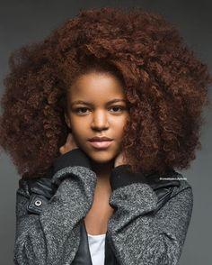 Jasmyne's H/M: @katieballardhairandmakeup | @creativesoulphoto The Beauty Of Natural Hair Board