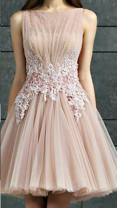 Charming Homecoming Dress Tulle