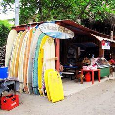 """""""Surf Shop"""" de #elsalvador playa #eltunco"""