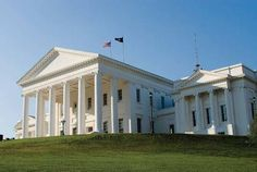 Virginia's State Capital is haunted.   Daily Virginia Trivia sponsored by Simplicity VoIP.  Fun Facts about Virginia.